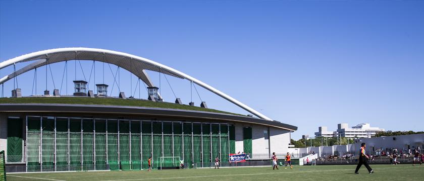 駒沢オリンピック公園第一球技場
