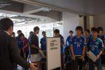 10月9日 体育の日記念行事2017 グラクソ・スミスクライン vs 山梨学院大学