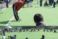 2016年2月度ジュニアホッケー教室 @東京大学駒場グラウンド