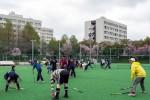 2016年4月度ジュニアホッケー教室 @東京大学駒場グラウンド