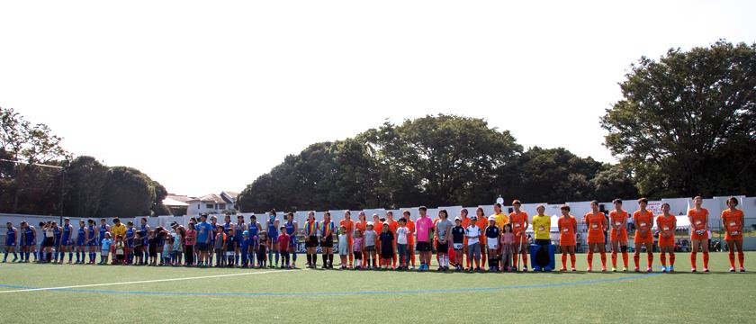 10月9日体育の日記念行事2017 @駒沢オリンピック公園第一球技場