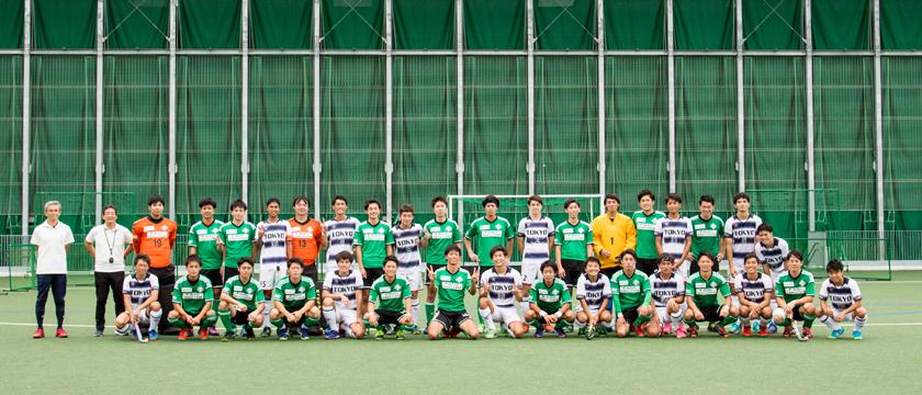 2018年体育の日@KOMAZAWAエキシビジョンマッチLEIBE栃木vs東京学生選抜